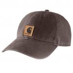 ODESSA CAP Dark Coffee Front