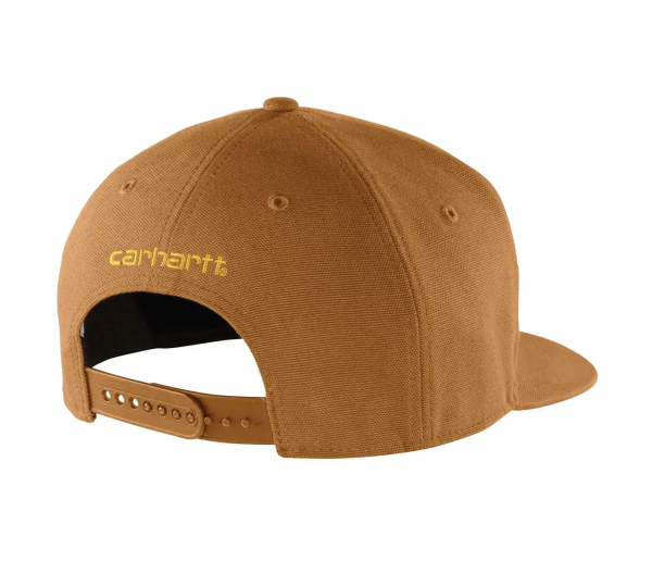 ASHLAND CAP Carhartt Brown Back